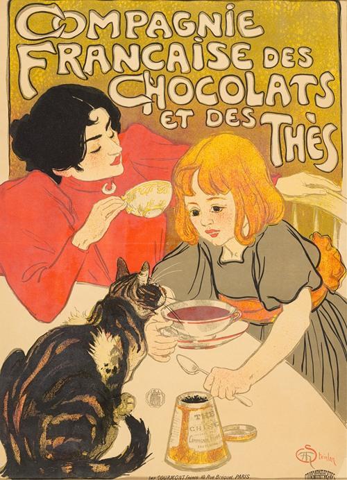 Compagnie Française des Chocolats et des Thés (1895)