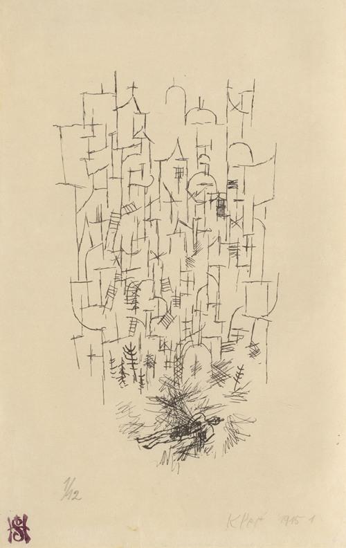 Der Tod für die Idee (1915)