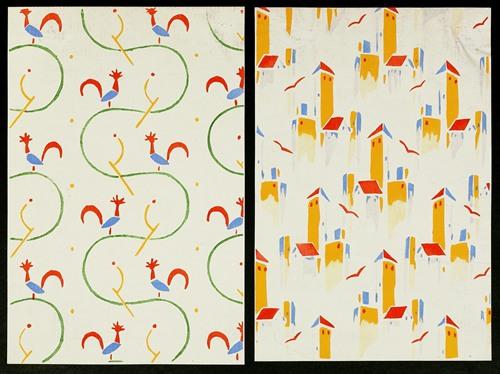 Kunstgewerbliche Schmuckformen fur die Flache Pl 25 (1920)
