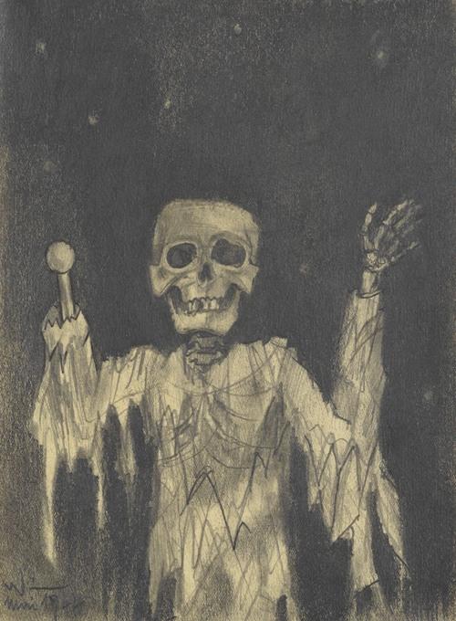 Ohne Titel; aus; 'Die 150 Blätter' XXXV (1944)
