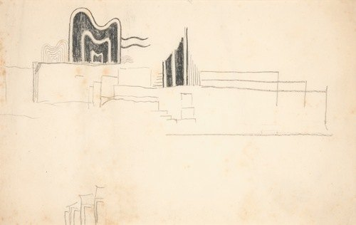 Original drawings and manuscripts by the artist, and documentary material 3 (early 20th century)