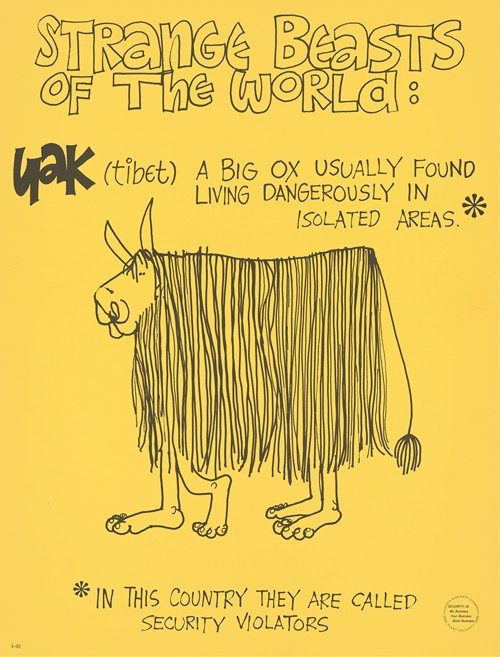 Strange beasts of the world (1965)