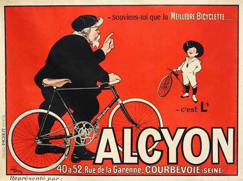 Souviens-Toi Que La Meilleure Bicyclette… (c.1920)