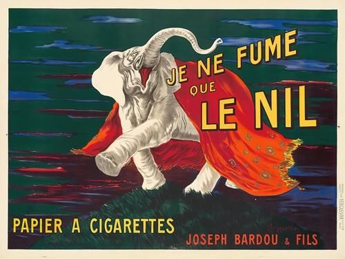 Je Ne Fume Que Le Nil (1912)