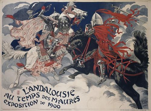 L'andalousie Au Temps Des Maures (1900)