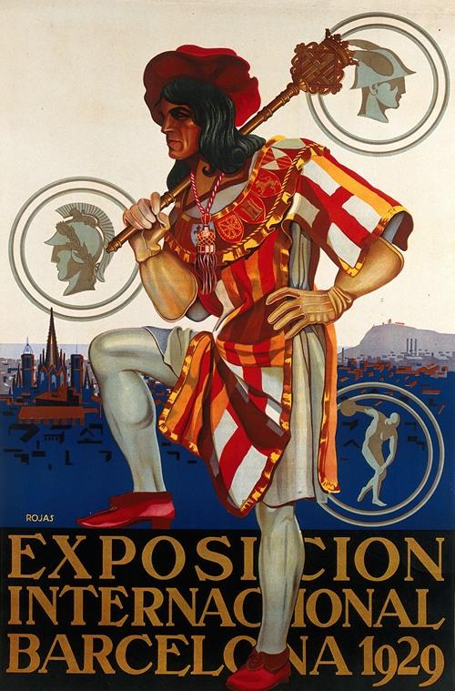 International Exhibition, Barcelona, 1929 (1929)