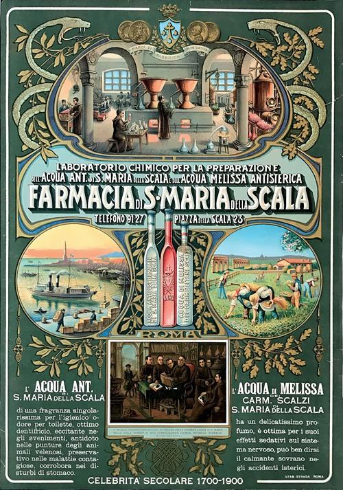 Farmacia Di S.Maria Della Scala (1910)