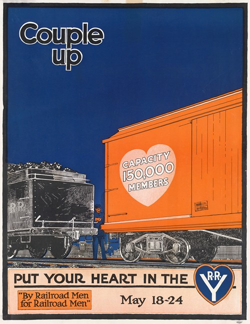 Couple up Put your heart in the R.R.Y., May 18-24 (1910)