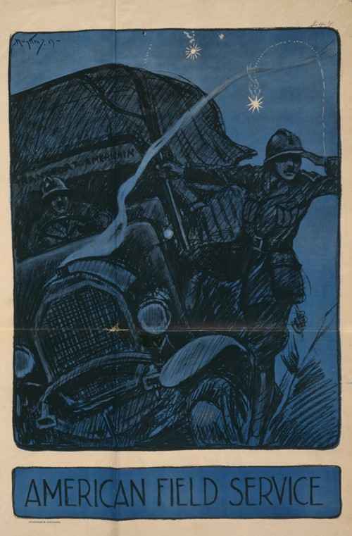 American field service (1917)