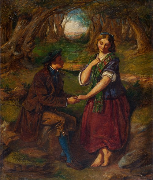 The Proposal (1876)