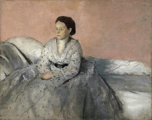Madame René de Gas (1872-1873)