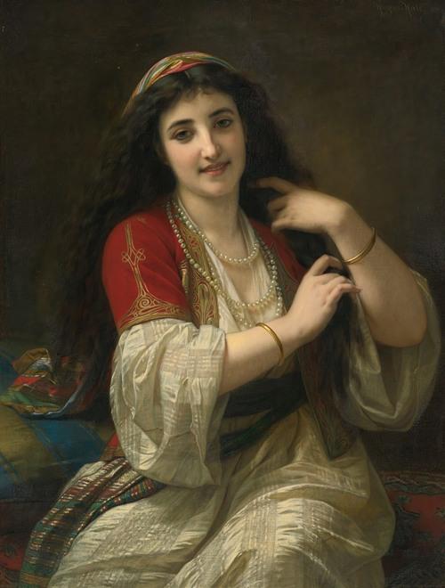 A Turkish Beauty (1868)