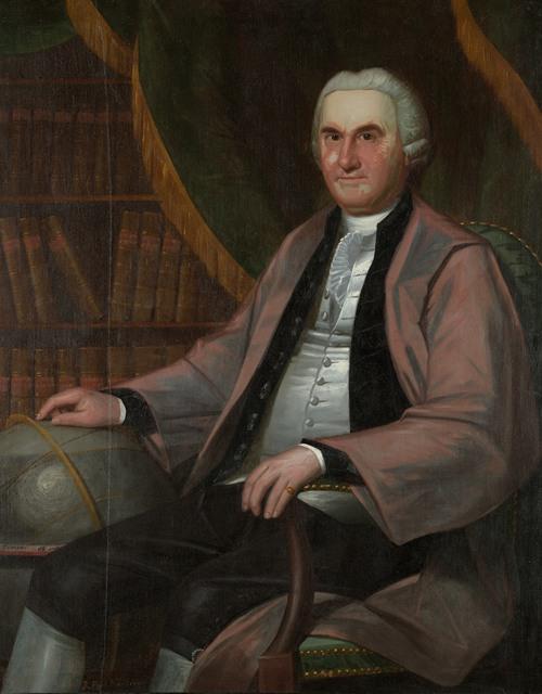 Reverend Nehemiah Strong (1790)