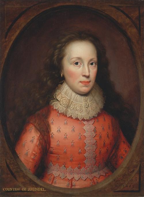 Martha Temple, Lady Penyston (1619)