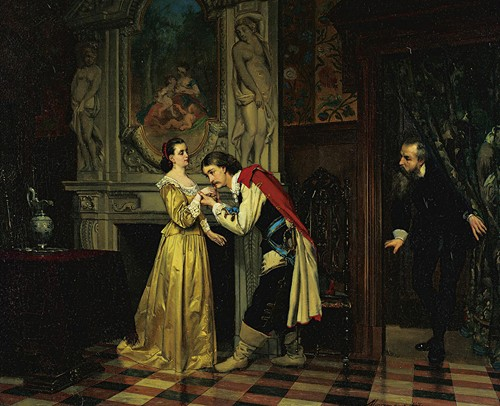 The Courtship (1867)