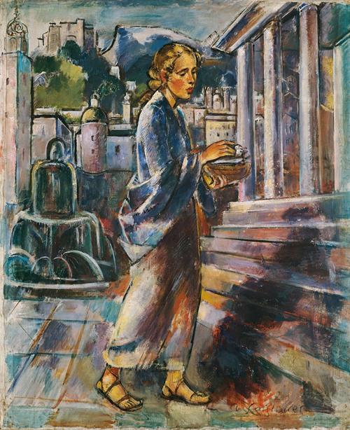 Tempelgang Mariens (1923)