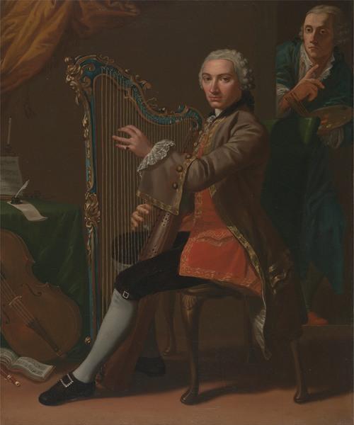 Cristiano Giuseppe Lidarti and Giovanni Battista Tempesti