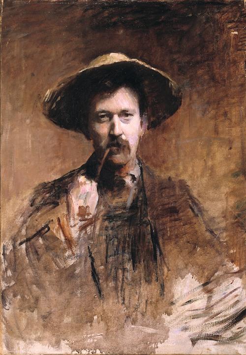 Portrait du peintre par lui-meme