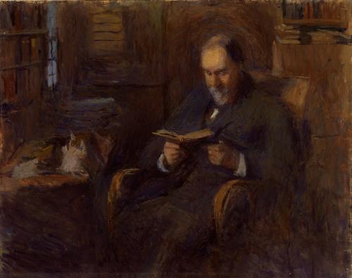 Portrait of Sanford Saltus of New York (1915)