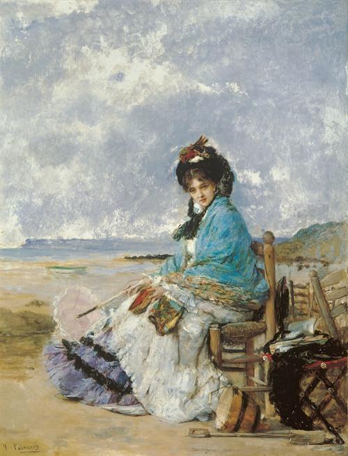 Summer Days (c. 1885)