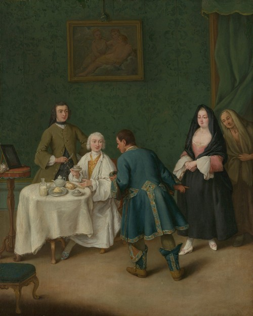 The Temptation (1746)