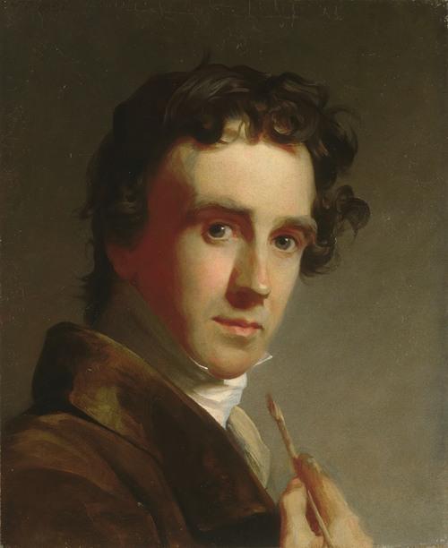 Portrait of the Artist (1821)