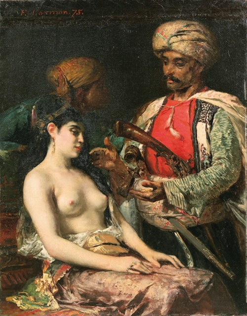 The New Favourite (1875)