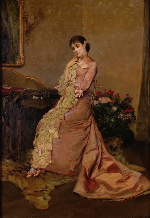 Spanish Beauty (1880)
