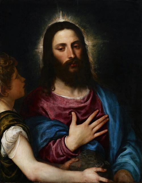 The Temptation of Christ (c. 1516-25)