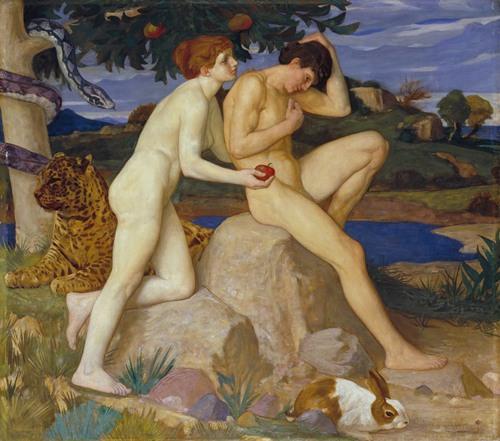The Temptation (1899)