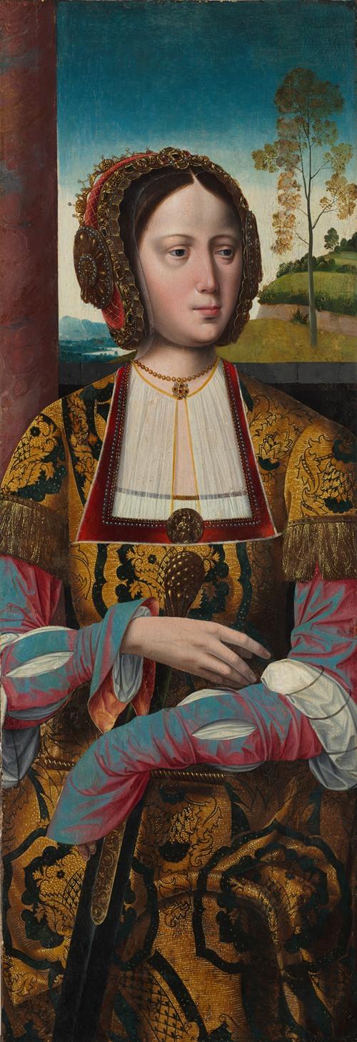 Saint Catherine (c. 1520)