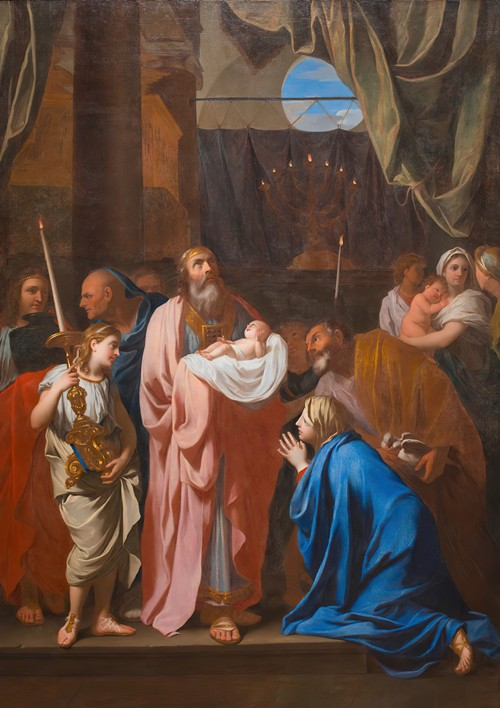 The Presentation of Christ in the Temple (1645)