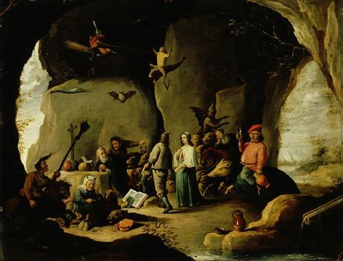 Temptation Of St. Anthony (17th century)