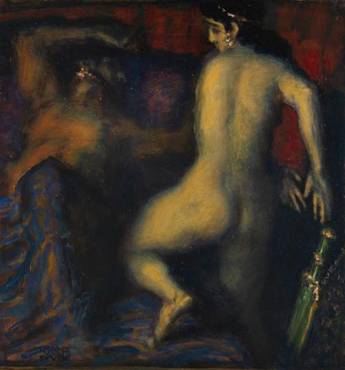 Judith und Holofernes (Um 1927)