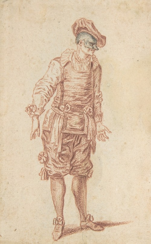 Fabio Costumed as a Doctor