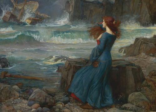 Miranda-The Tempest (1916)
