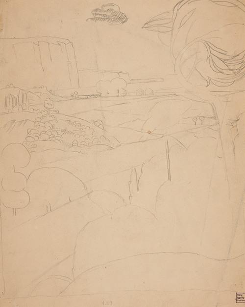 Original drawings 26 (early 20th century)