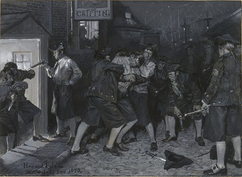 At the Sign of the Griffin (1879)