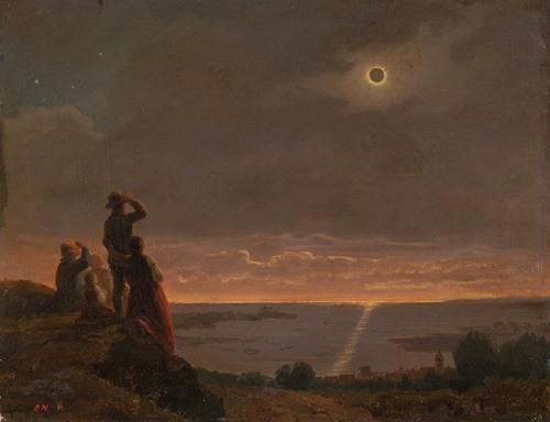 Solar Eclipse (1851)
