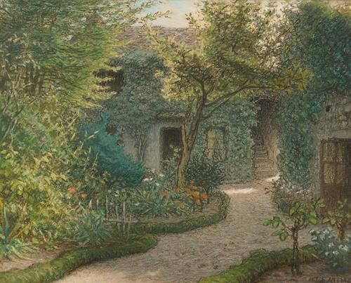Théodore Rousseau's House In Barbizon