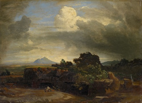 Tempest in the Campagna