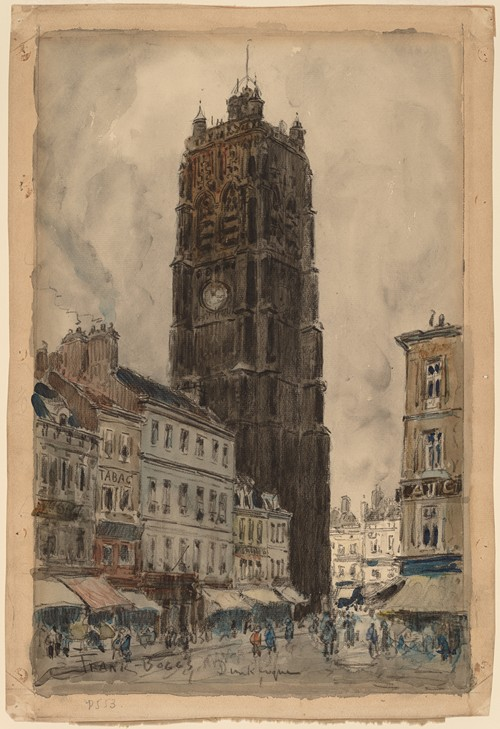 Dunkerque (early 1920s)