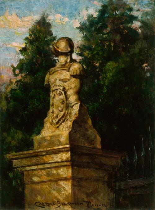 Modigliani Gate Post (1910)