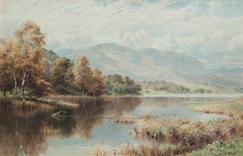 Rydal Water, Autumn