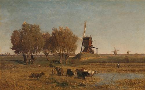 De Winkel near Abcoude (c. 1877)