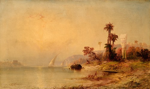 The Temple of Philae (1873)