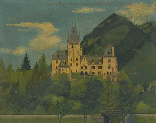 Schloss Fischhorn, Near Zell Am See