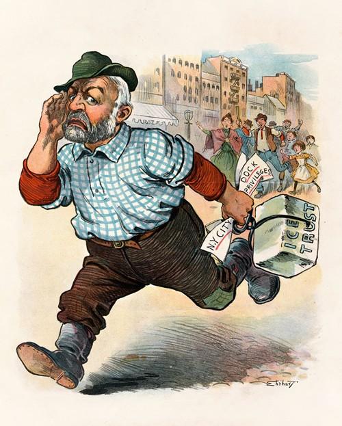Tammany's anti-trust game (1900)