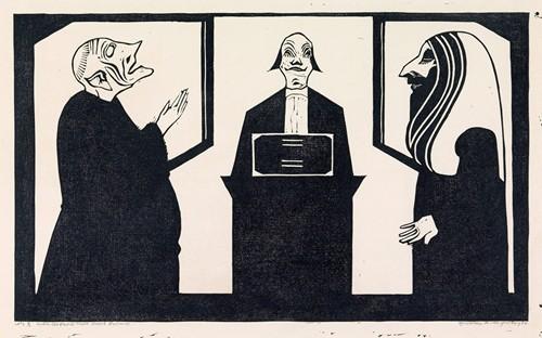 Entre ces trois mon coeur balance (1930)