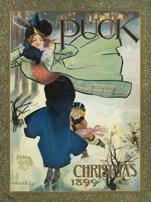Puck Christmas 1899 (1899)